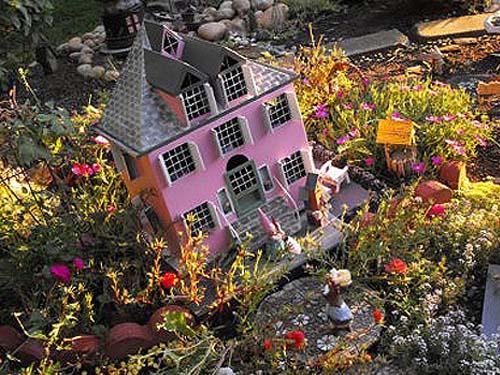 Das rosa Haus