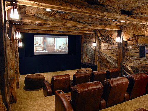 Scenagraphy Design - Home Theater