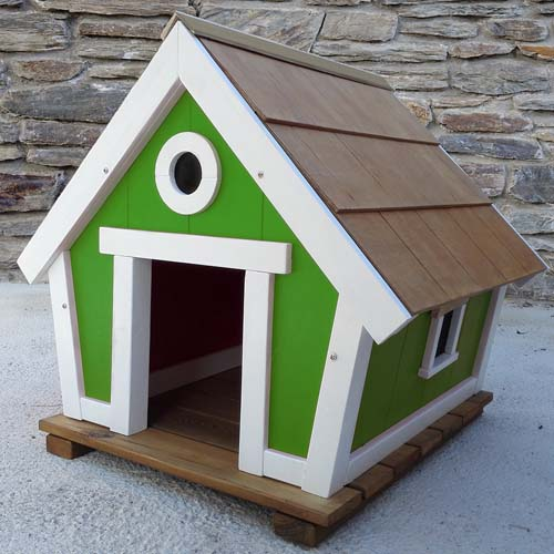 Fun4Pets Pethouses USA Barn