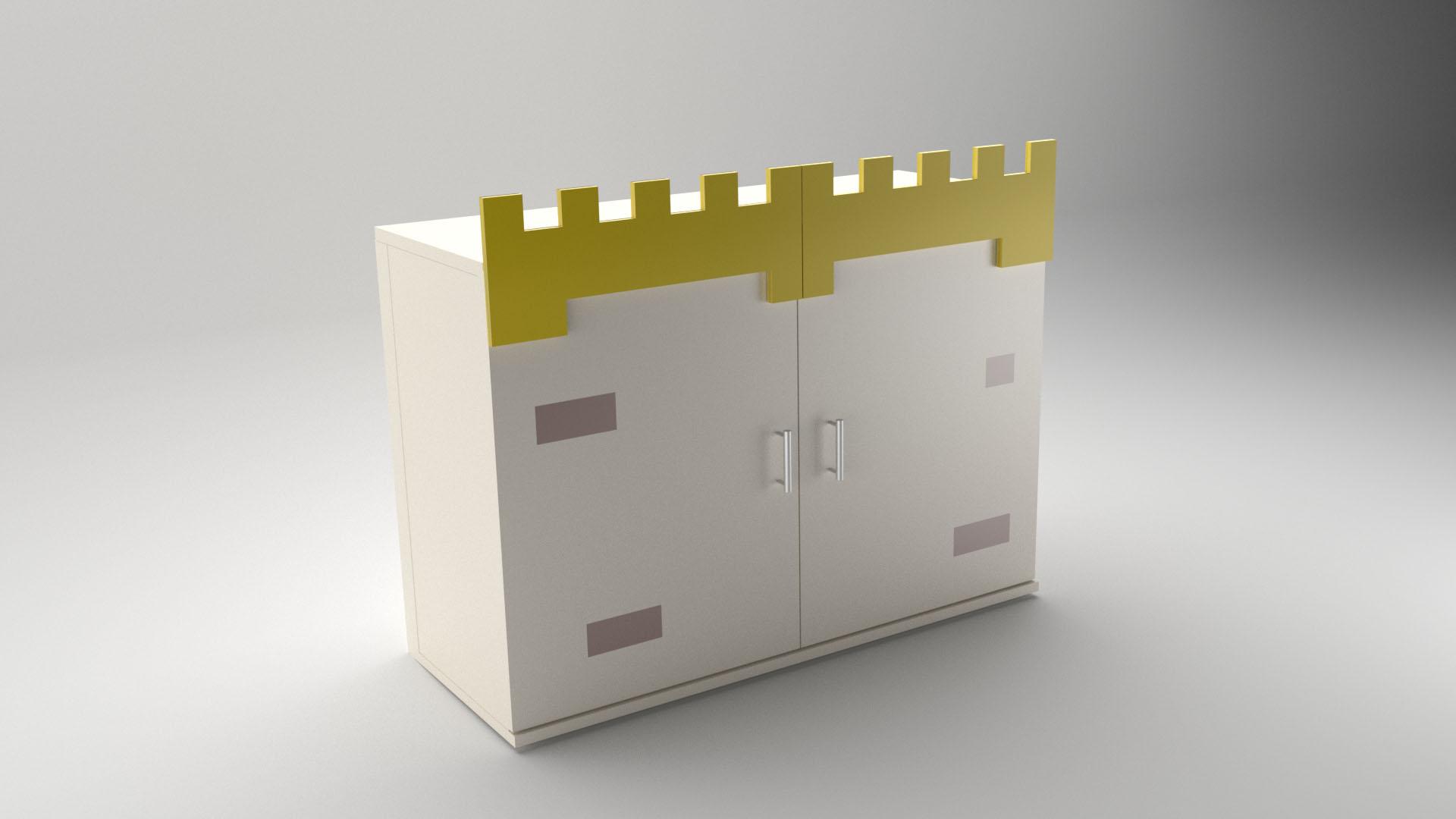 Model Camelot Gate Vista 2
