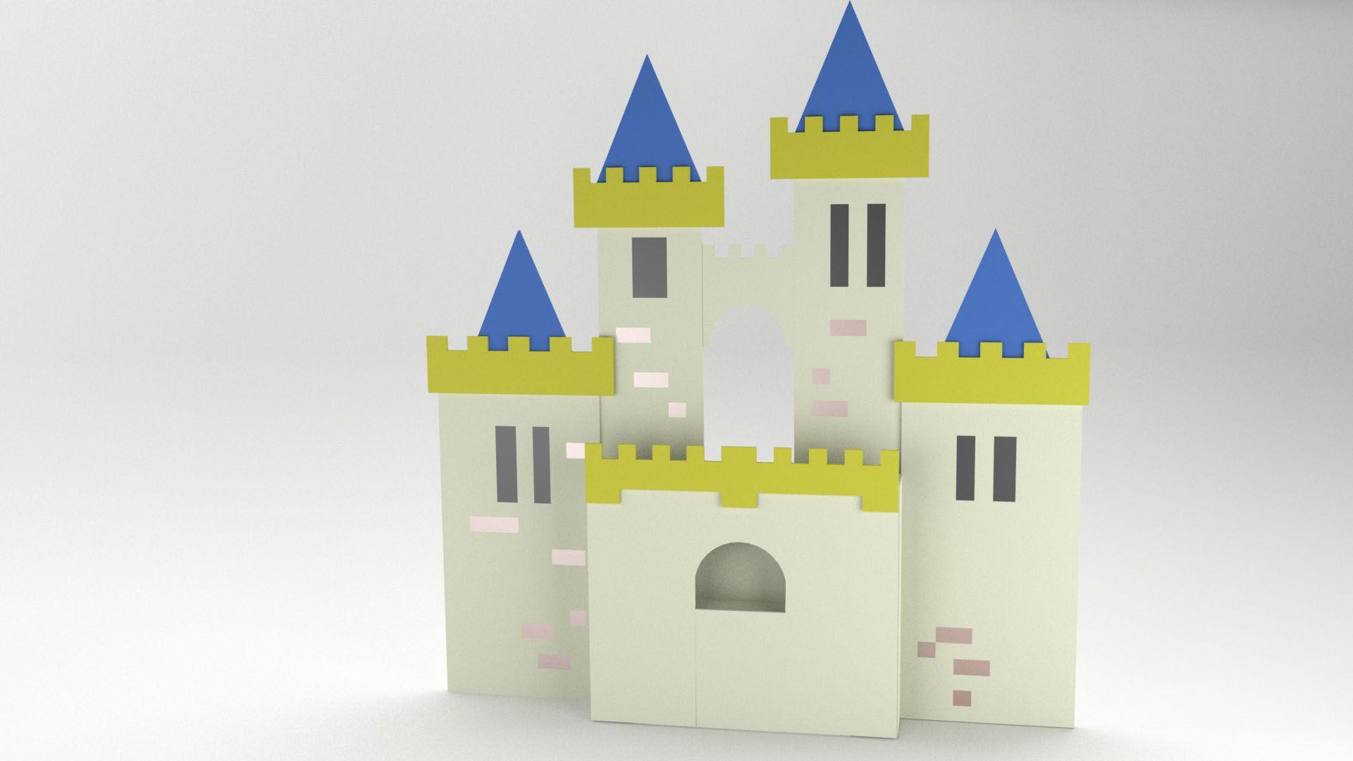 Model Camelot Headboard Vista 2