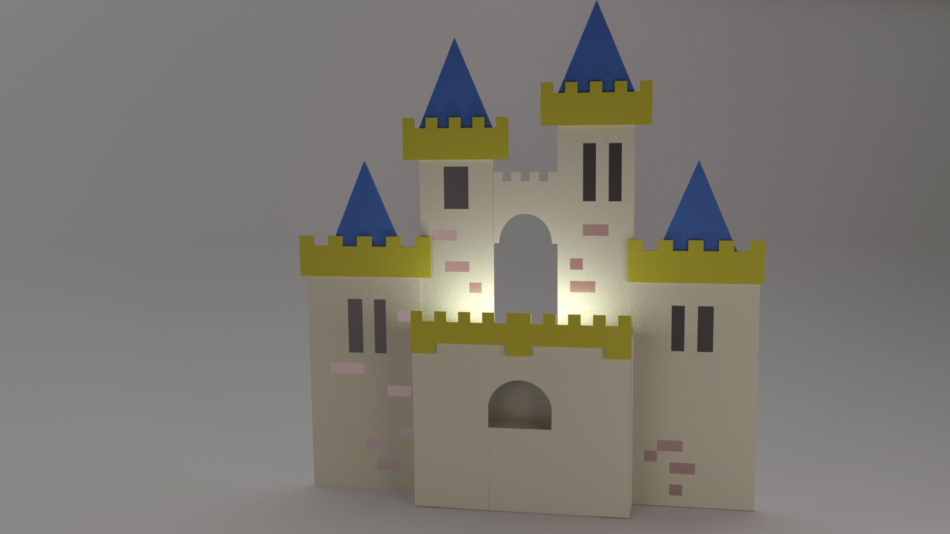 Model Camelot Headboard Vista 3