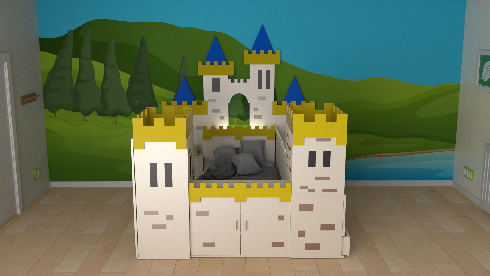 Model Camelot Series Vista 1