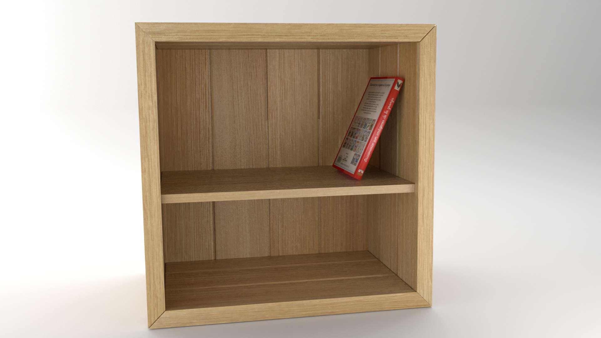 Model Crusoe CabinetShelf Vista 1
