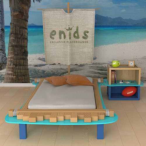 Kids Bedrooms Crusoe Series