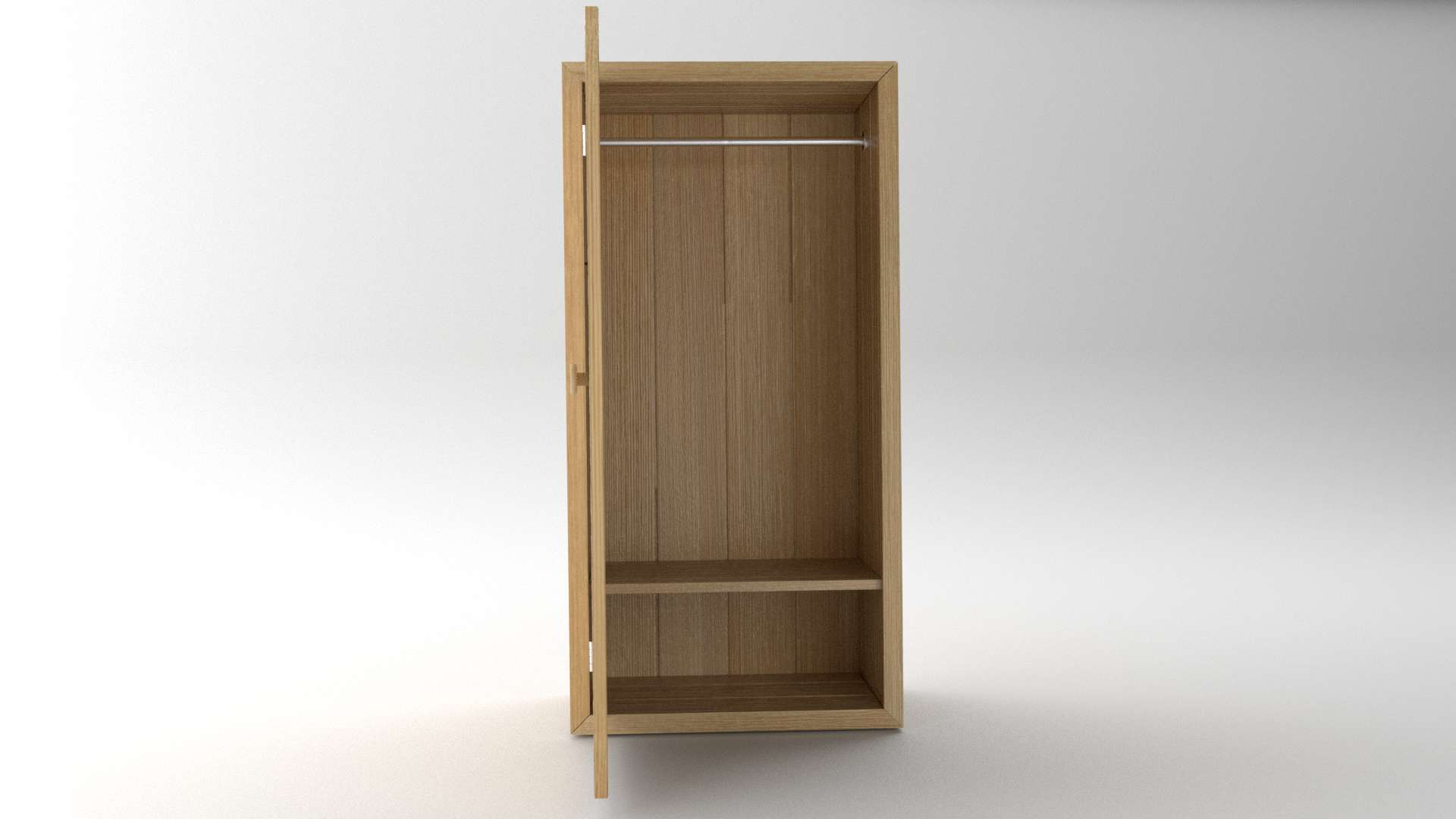 Model Crusoe Wardrobe Vista 3