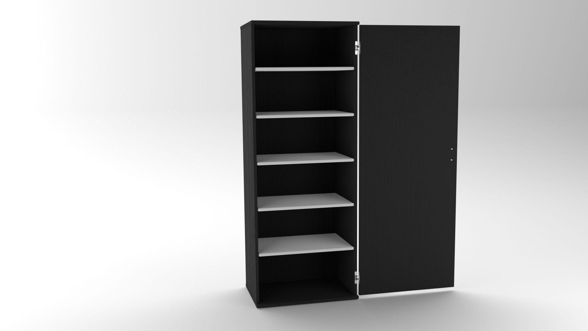 Model NewYork CabinetShelf Vista 2