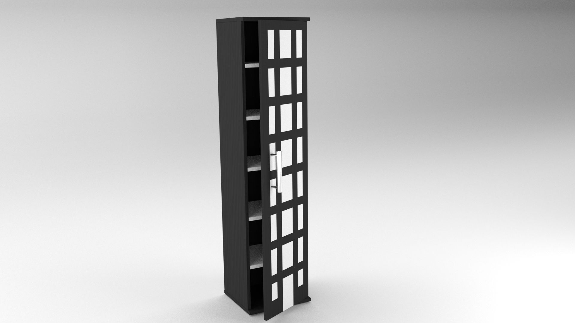 Model NewYork Column Vista 2