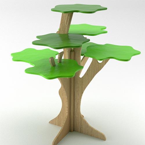 Party Decorations Rainforest Table