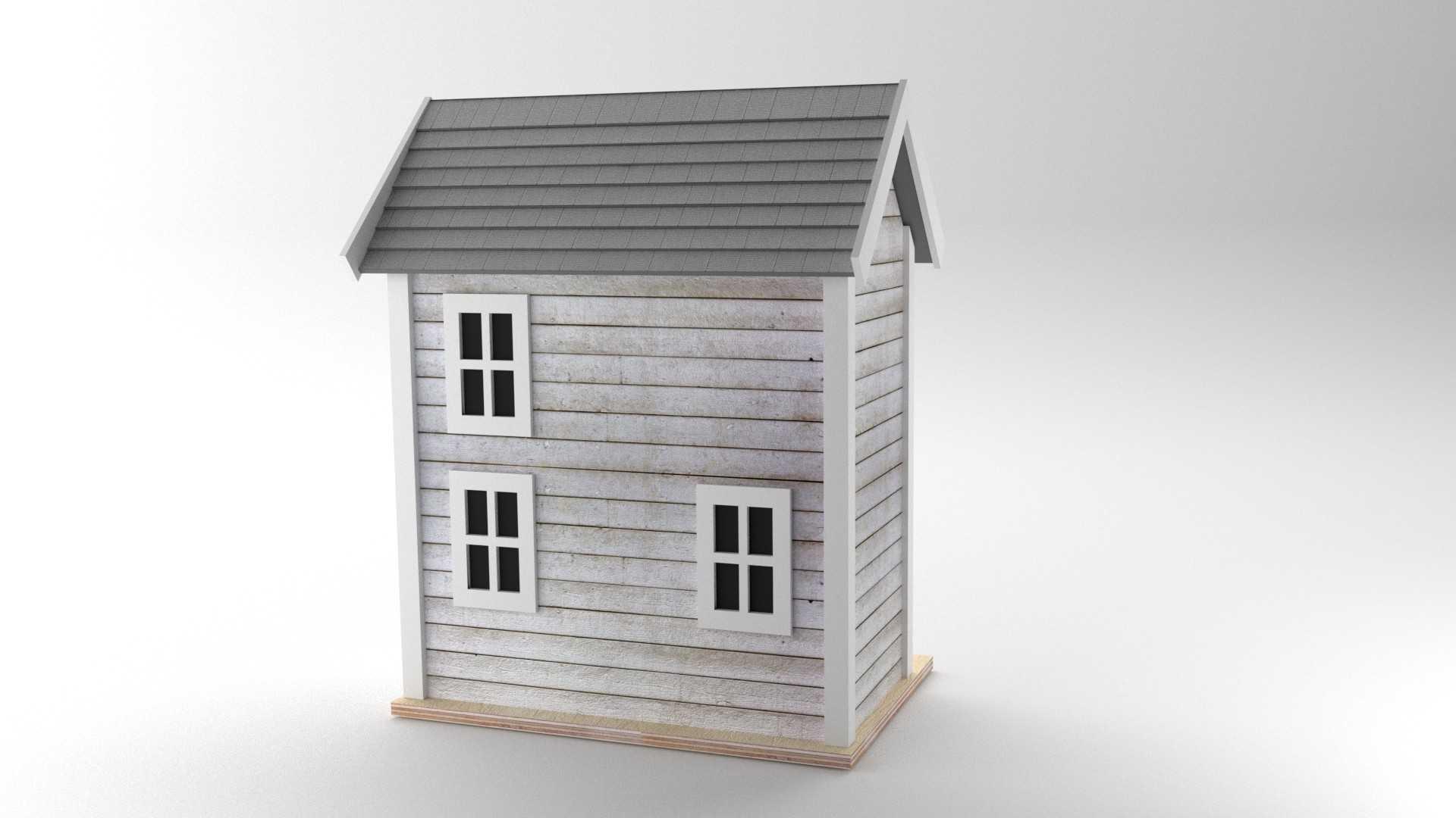 Modelo Casa USA Vista 3