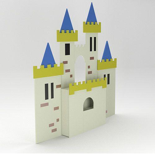 Habitaciones Infantiles Cabezal Camelot